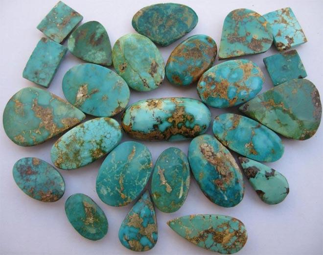Разновидность камней по форме