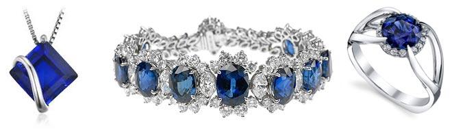 Кулон, браслет и кольцо