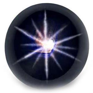 12-лучевой камень